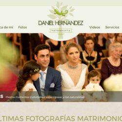 Fotografo de bodas o matrimonios