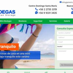 Bodegas en Santiago