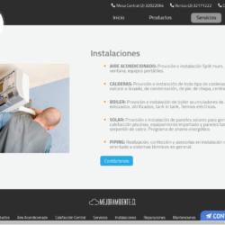 Instalacion y mantención Split aire acondicionado en Santiago