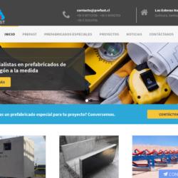 Fabricacion y venta de prefabricados especiales