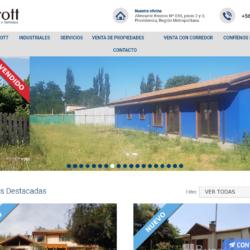 Venta de casas y departamentos en Chile