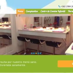 especialistas en Juegos inflables en Santiago