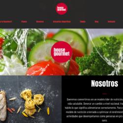 Comida gourmet en Santiago de Chile