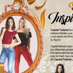 Jeans levanta-cola en Santiagp